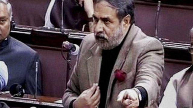 कांग्रेस नेता आनंद शर्मा