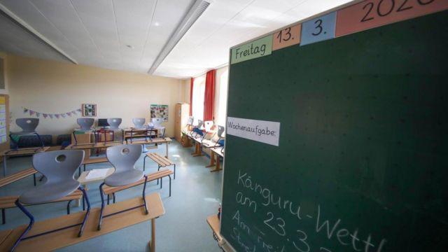 В Германии начинают ослаблять ограничения: с 4 мая постепенно станут открываться школы