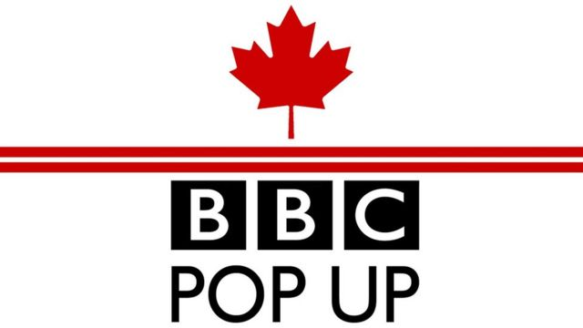 BBC pop up canada