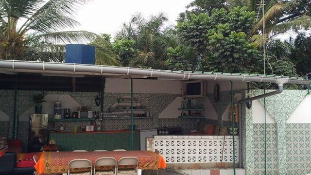 La forme cubique du panneau solaire est la principale innovation de Solar Box Gabon