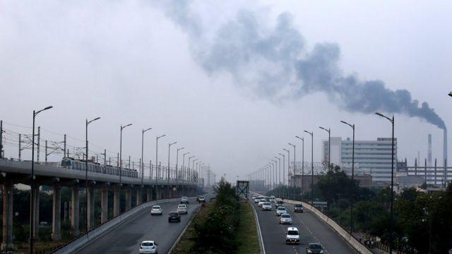 दिल्ली में प्रदूषण