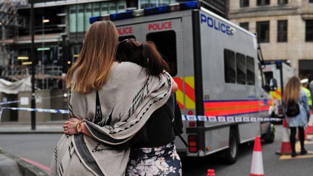London, teror