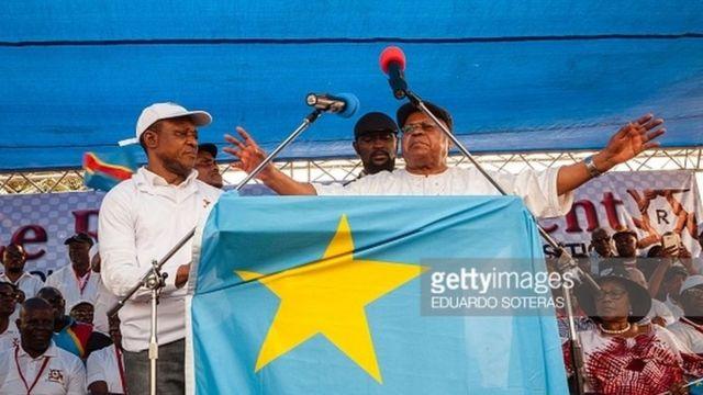 Le chef de file de l'opposition radicale Etienne Tshisekedi appelle à manifester tous les 19 du mois jusqu'à l'expiration du mandat présidentiel le 19 décembre 2016.