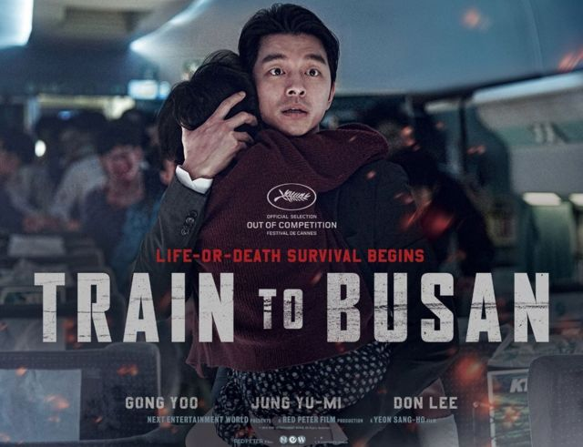 Train to Busan: Zombie film takes S Korea by storm