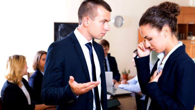 Сквернословие может оказаться заразительным и сделать атмосферу на работе гораздо менее приятной
