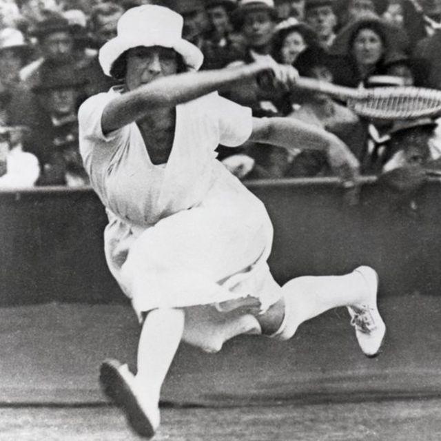 Tenista de 1904