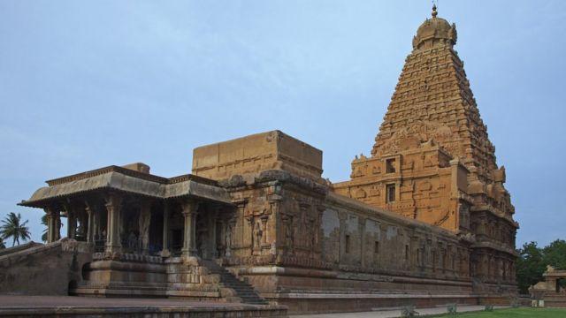 Храм Бріхадешвара