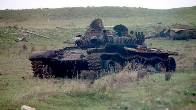 Tank qalığı