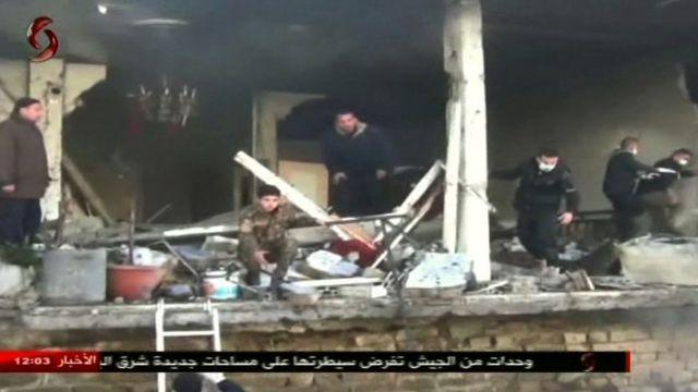 Al-Souriya TV channel