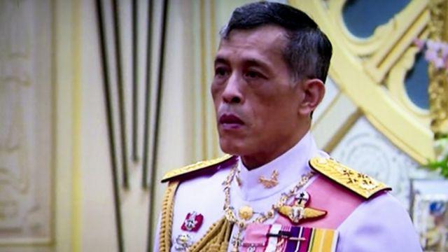 थाईलैंड के नए राजा