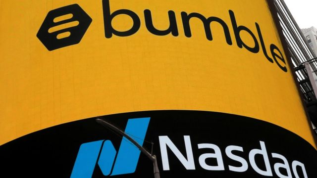 القيمة السوقية لتطبيق بامبل ارتفعت إلى 13 مليار دولار عند طرح أسهمه للتداول