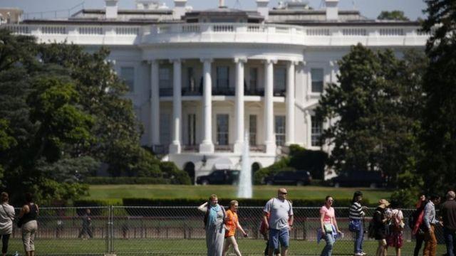 Hafi ya White House