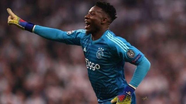 Andre Onana ni miongoni mwa wachezaji wanaolengwa na Chelsea