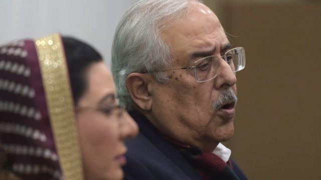 انور منصور خان، اٹارنی جنرل، فردوس عاشق اعوان