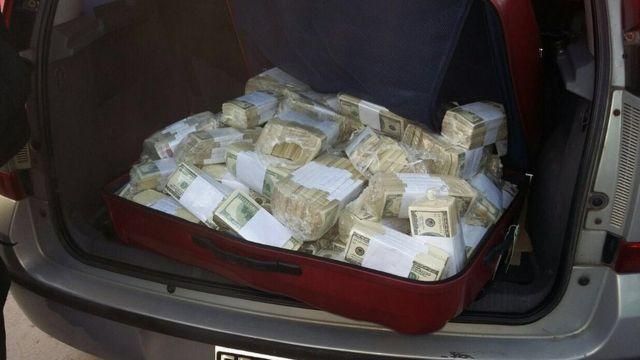 Paquetes de dinero