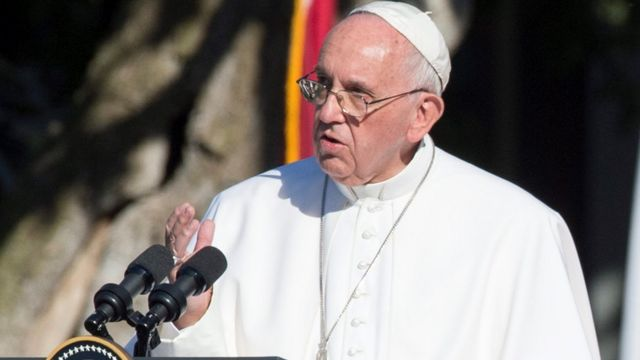 Pope unlikely to sway top US critics on climate