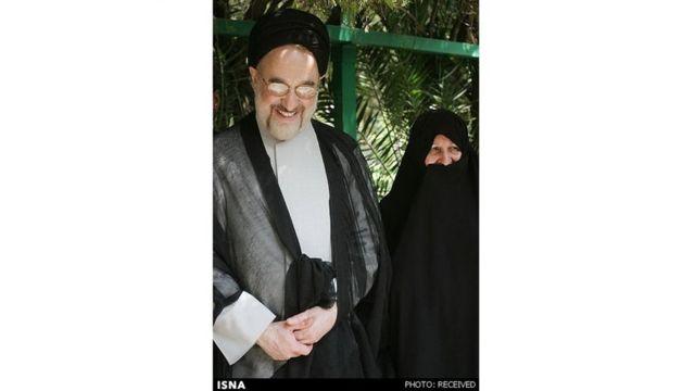 زهره صادقی، همسر محمد خاتمی