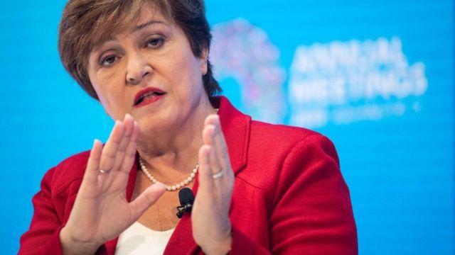 Umunya-Bulgaria Kristalina Georgieva ayobora IMF kuva mu mwaka wa 2019