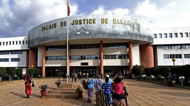 Palais de justice sénégal