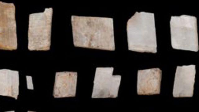 Кристаллы, обнаруженные в пустыне Калахари, не были орудиями труда. но доставляли владельцам эстетическое удовольствие