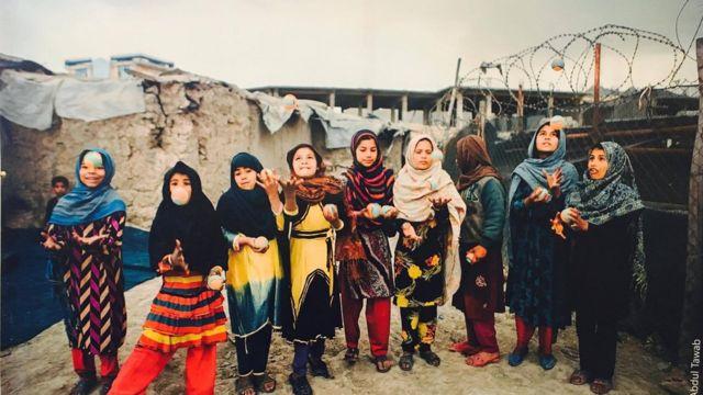 د نندارتون له جوړېدا هدف دا و چې د افغان ښځو د ژوند پټ اړخونه پکې ښکاره شي