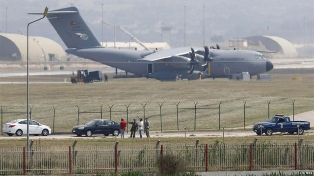 US carries out first drone strike in Syria from Turkey