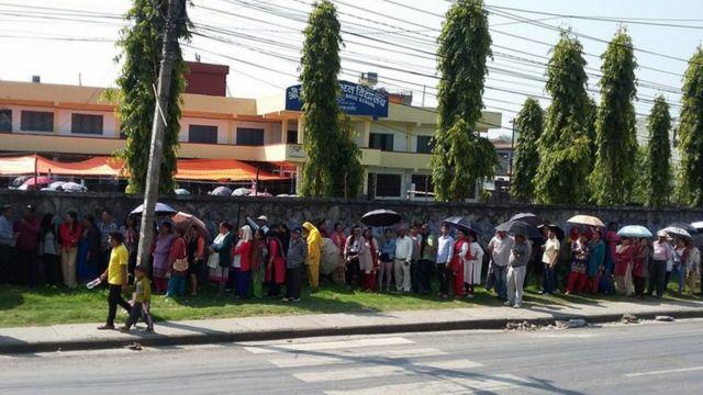 स्थानीय निर्वाचन फोटो: नारायण कार्की