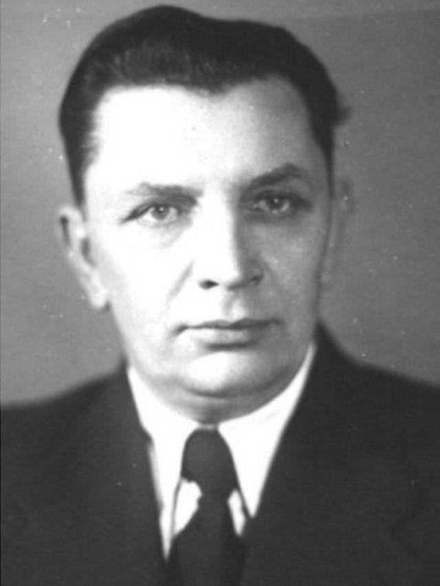 Министр госбезопасности СССР Семен Игнатьев