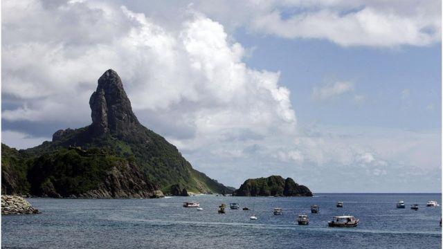 """جزیره """"فرناندو د نورونیا"""" دارای یکی از بهترین سواحل در جهان است"""
