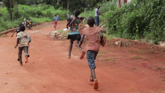 Villagers for Ifitedunu