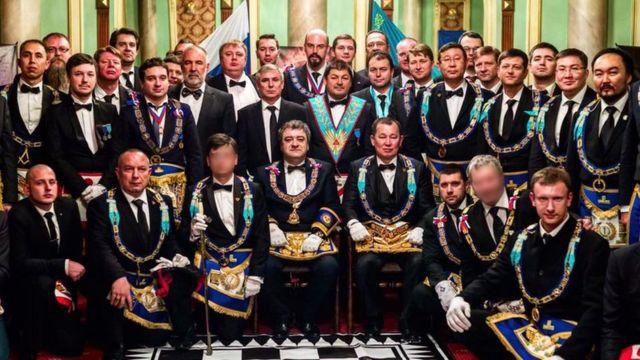 Первая ассамблея Великой ложи Казахстана