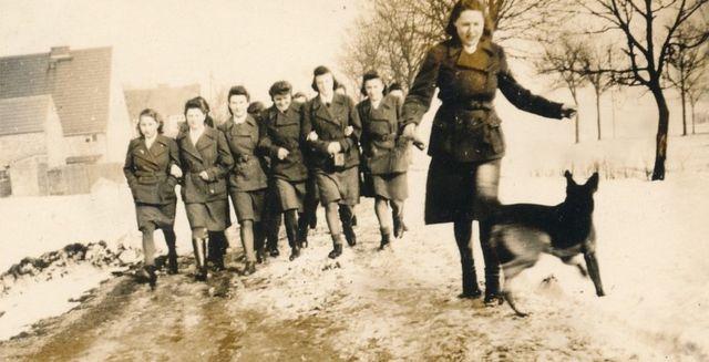 Надзирательницы в Равенсбрюке