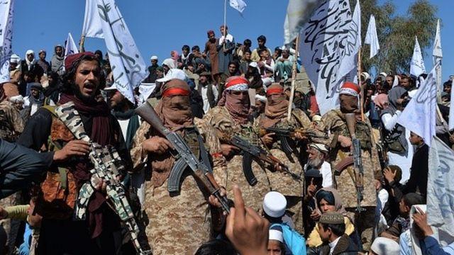 Taliban'ın