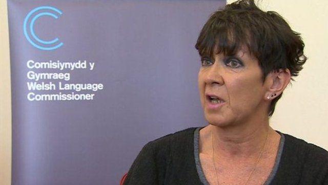 Comisiynydd y Gymraeg, Meri Huws