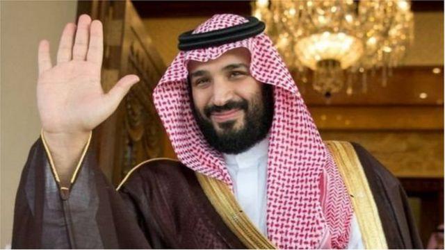 सौदीचे युवराज मोहम्मद बिन सलमान