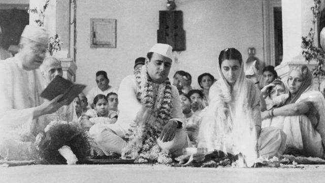 इंदिरा फ़िरोज गांधी
