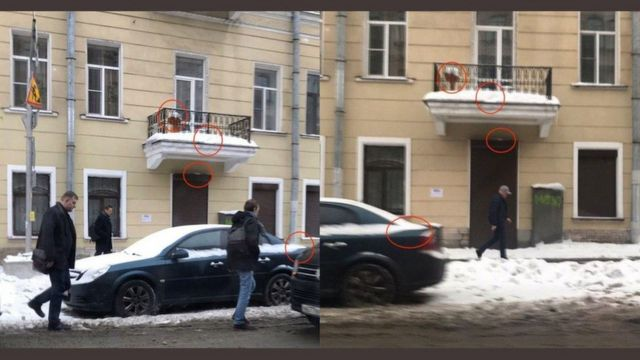 Навальный и Пригожин