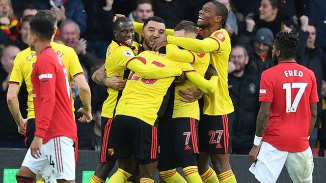 Watford vs Man United