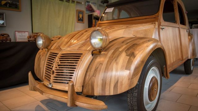 Could wood pulp make cars lighter and more efficient?