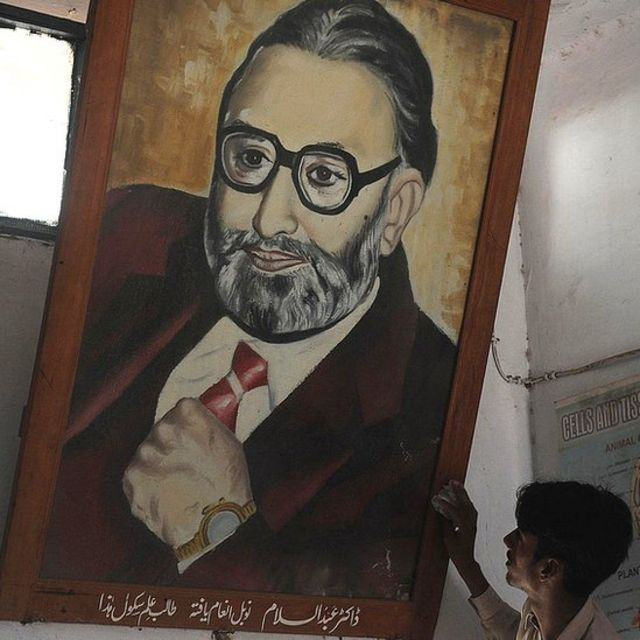 ڈاکٹر عبدالسلام