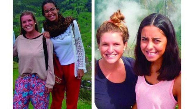 María José Coni y Marina Menegazzo fueron asesinadas en febrero en Montañita, Ecuador.