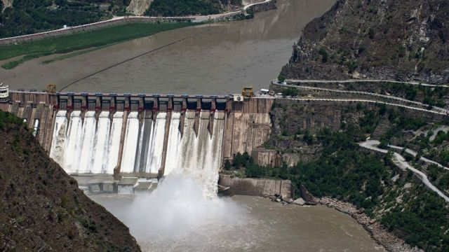 सिंधु जल समझौता