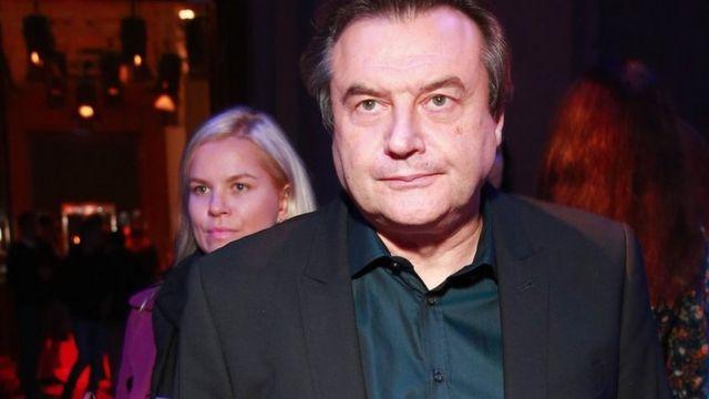 "Alexei Uchitel, director de ""Matilda"", 10 de octubre de 2014"
