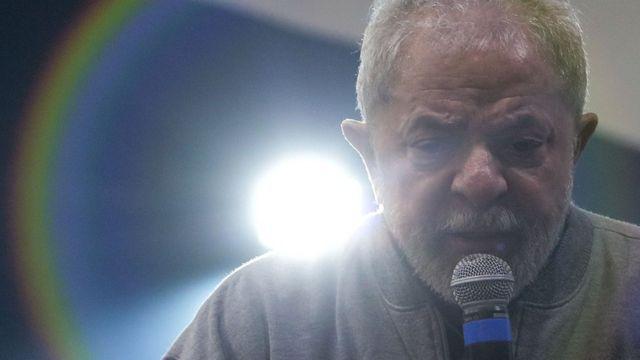 Lula em foto de 9 de setembro