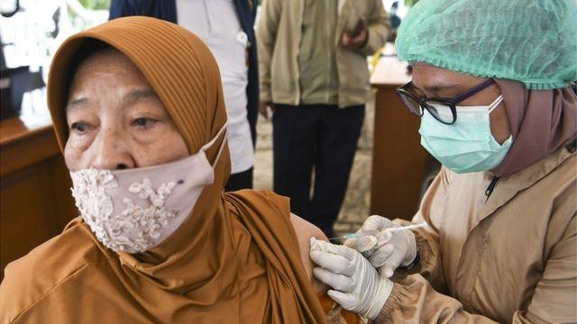 vaksin, vaksin lansia, vaksin untuk lanjut usia