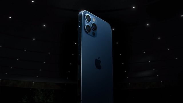iPhone 12 Pro有三个配备Lidar扫描器的镜头