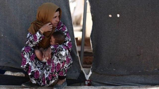 सीरिया का गृहयुद्ध