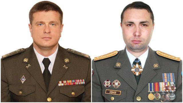 Бурба та Буданов