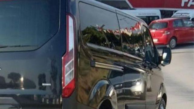 Ankara'da, Eylül 2019'da, Eğitim-Sen üyesi öğretmen Hayrullah Narin'in, içindekilerin kendisini kaçırma girişiminde bulunduğunu öne sürdüğü araç.