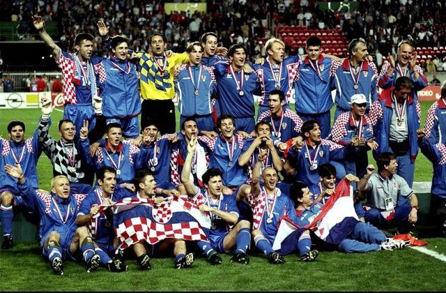 Збірна Хорватії з футболу